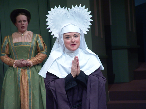 Kate Young in The Comedy of Errors
